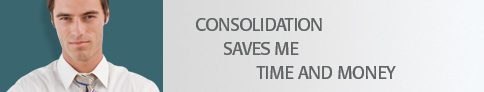 Consolidation Saves Time and Money